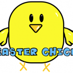 How to Draw Cute Cartoon Baby Chicks for Easter Lesson for Kids