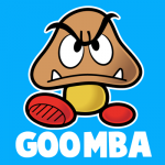 How to Draw Goomba from Nintendo's Super Mario Bros.