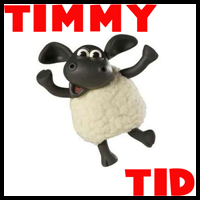 How to Draw Timmy the Sheep from Timmy Tid