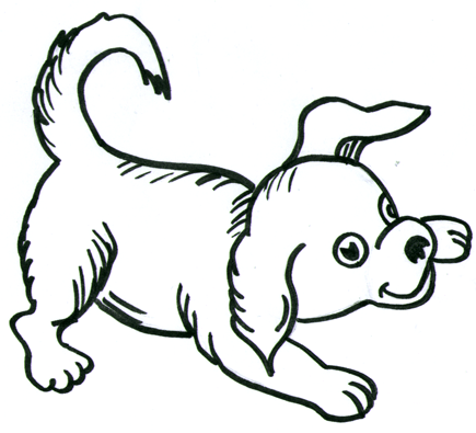 How to Draw Dogs Step by Step Cartooning Drawing Tutorial ...
