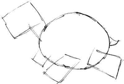 how to draw a curved line with turtle