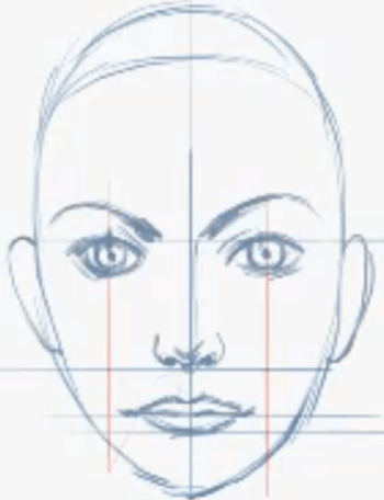 Step 7 Now Draw In More Details Of The Female Girls Face How To