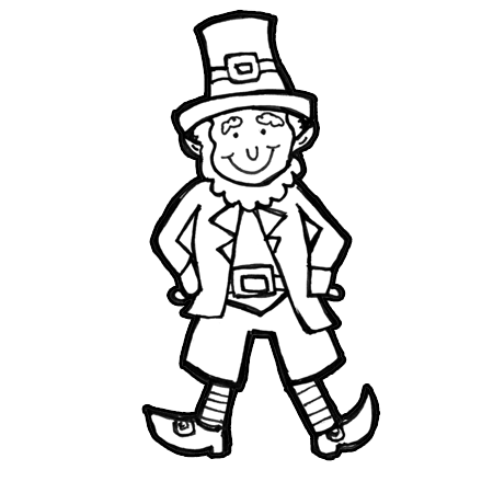 St Patricks Day Drawing Archives  How to Draw Step by Step