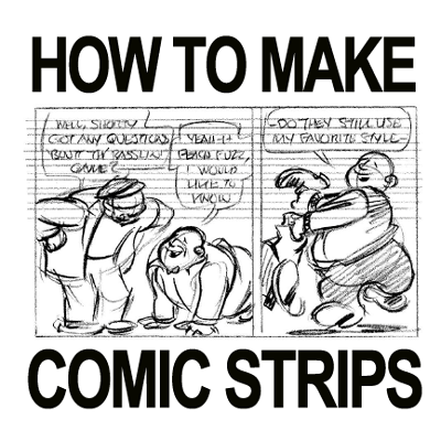 how to write a comic strip The comic strip that has a finale every day by john scully scully committed by michael fry compu-toon by charles boyce the conjurers by brian anderson.