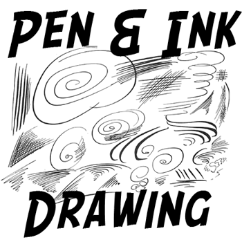 Pen and Ink Drawing Archives - How to Draw Step by Step Drawing