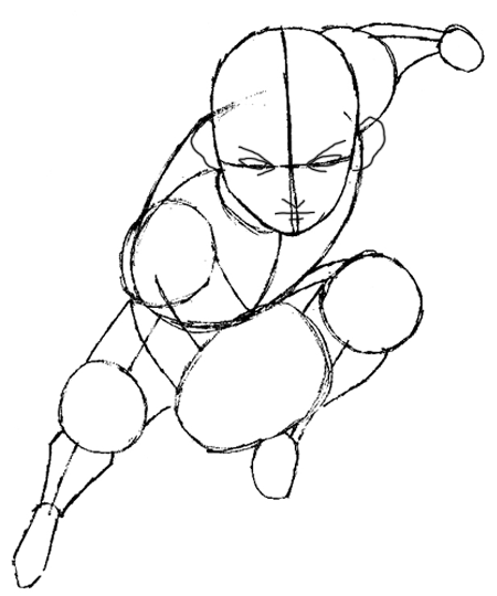 Avatar Aang Drawings: How To Draw Aang From Avatar The Last Airbender Drawing