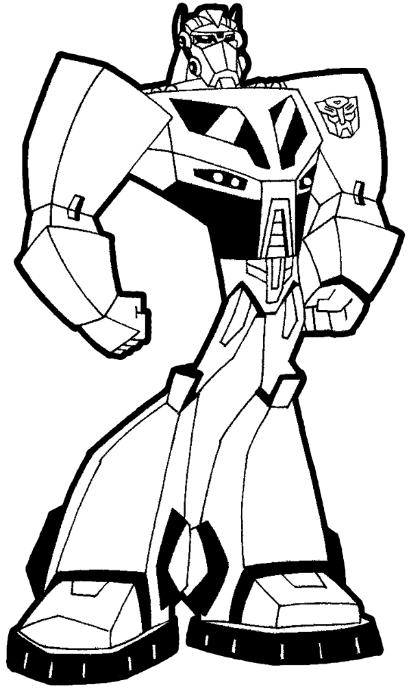 how to draw optimus prime transformers in step by step drawing ... - Optimus Prime Face Coloring Pages