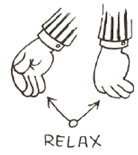 Draw Relaxed Hands