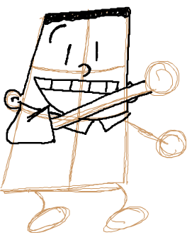 Step 5 : Drawing George Beard from Captain Underpants with easy Steps
