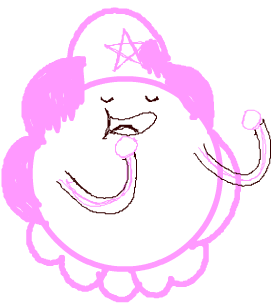 Step 9 Drawing Lumpy Space Princess with Easy Steps