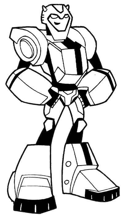 Drawing Bumblebees Transformers Guide
