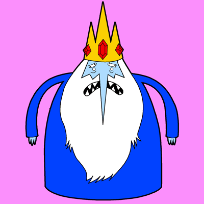 How to Draw The Ice King from Adventure Time with Easy Step by Step Lesson