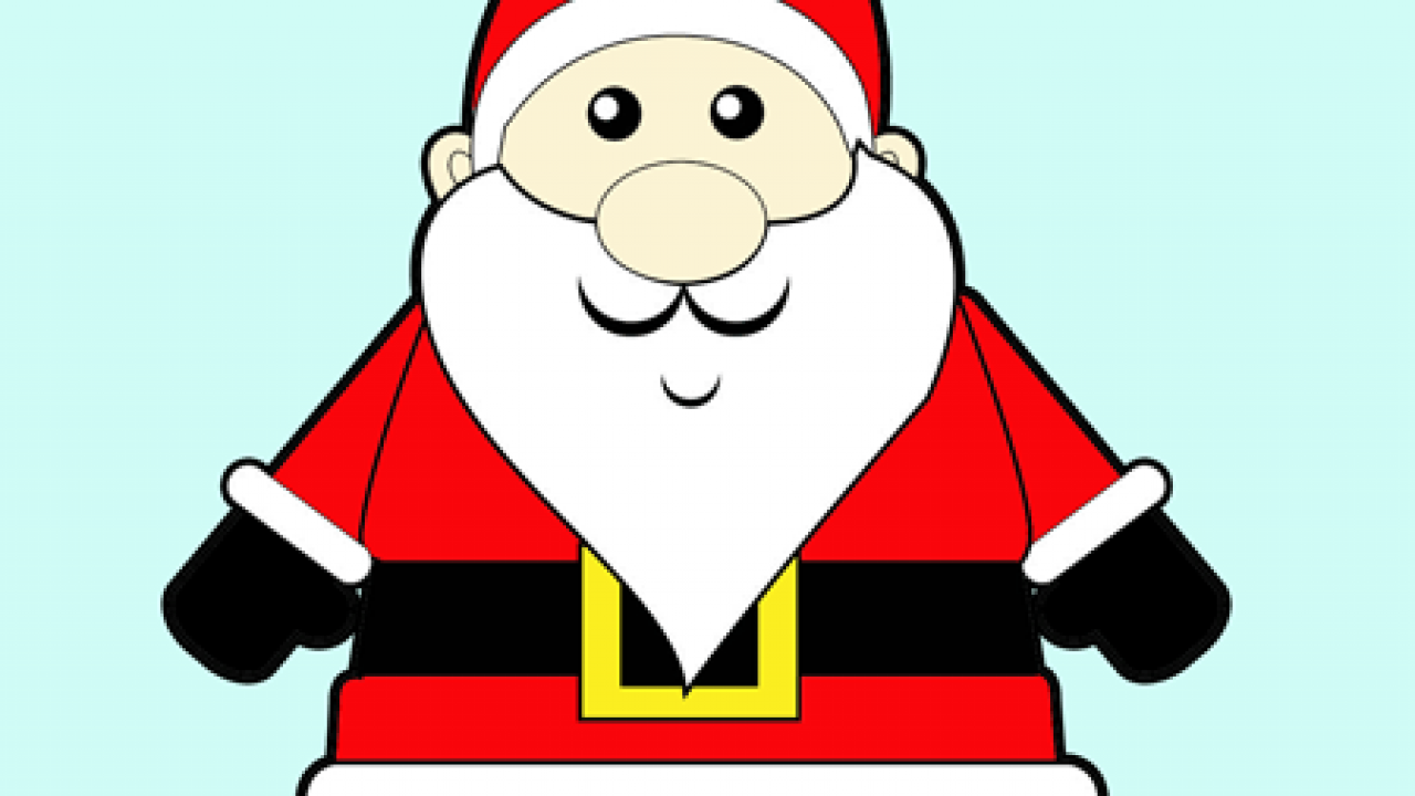 An Easy Cartoon Santa Clause To Learn How To Draw Step By Step For Kids How To Draw Step By Step Drawing Tutorials Back pain pictures cartoons | back pain pictures cartoons explained! how to draw step by step drawing tutorials