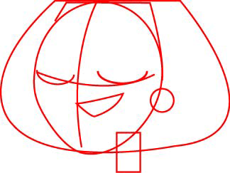 Step 1 How to Draw Gwen From Total Drama Island & Action Drawing Tutorial