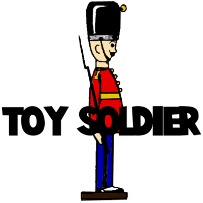 How to Draw Toy Wooden Soldiers Step by Steps Drawing Lesson for Kids