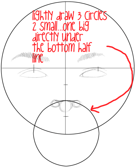 Step 5 : Drawing Carly Shay from Miranda Cosgrove with Easy Steps