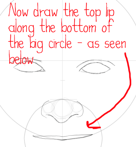 Step 7 : Drawing Harry Potter & Daniel Radcliffe with Easy Steps Tutorial