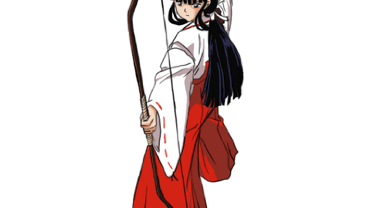 How To Draw Kikyo Aka Kikyou From Inuyasha With Easy Steps