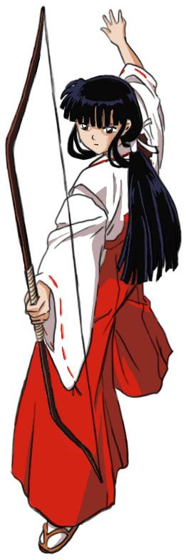 How to Draw Kikyo aka Kikyou from Inuyasha with Easy Steps Manga Tutorial