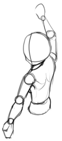Step 2 How to Drawing Kikyo aka Kikyou from Inuyasha Drawing Lessons