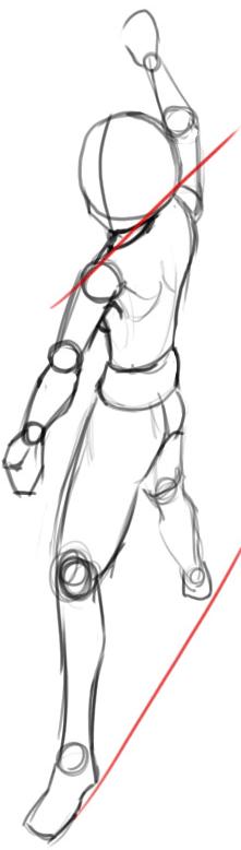 Step 3 How to Drawing Kikyo aka Kikyou from Inuyasha Drawing Lessons