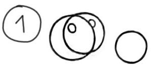 Step 1 : Drawing Mushu from Disneys Mulan Step by Step Tutorial