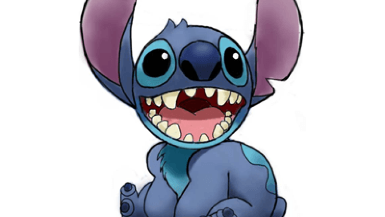 How To Draw Stitch From Lilo And Stitch With Easy Steps Drawing Tutorial How To Draw Step By Step Drawing Tutorials