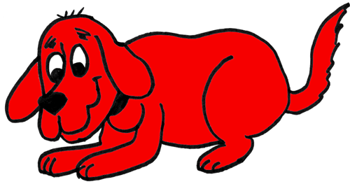 Clifford The Big Red Dog What Breed