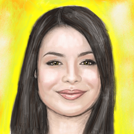 How to Draw iCarly's Miranda Cosgrove ... AKA Carly Shay ... Drawing Tutorial