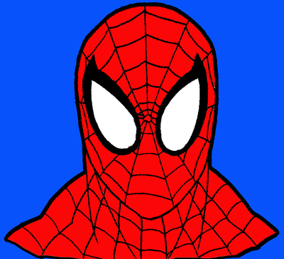 How to Draw Spiderman with Easy Step by Step Drawing Lesson