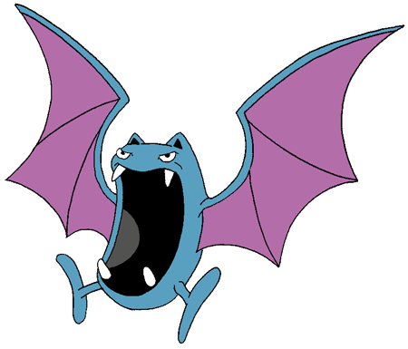 How to Draw Golbat from Pokemon with Step by Step Drawing Tutorial for Kids
