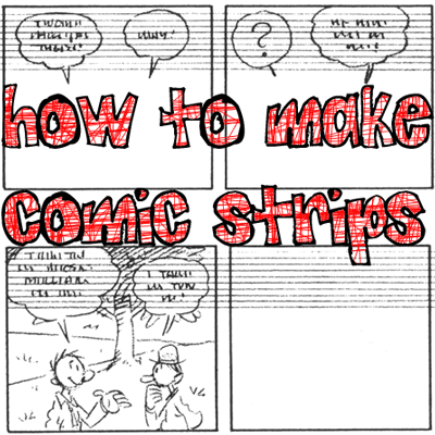 how to write a comic strip Create comic strip writing with simple pre-made templates here are three ways to use a comic strip as a way to make writing fun.