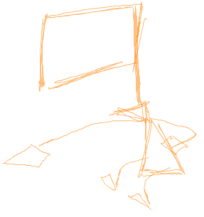 Step 1 : Drawing Dib from Invader Zim Easy Steps Lesson