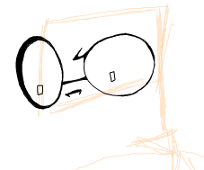 Step 3 : Drawing Dib from Invader Zim Easy Steps Lesson