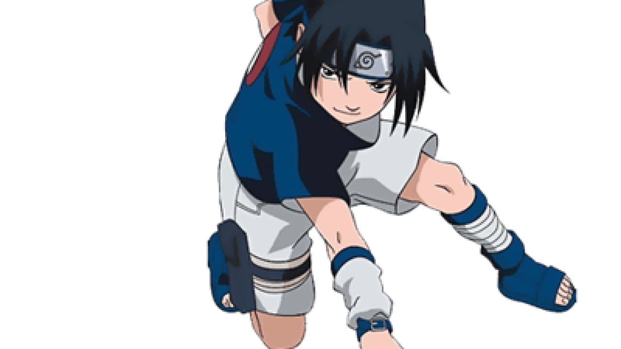 How To Draw Sasuke Uchiha From Naruto In Easy Step By Step