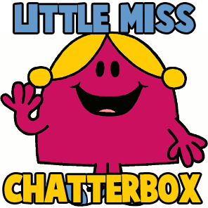 How to Draw Little Miss Chatterbox from Mr. Men Drawing Lesson