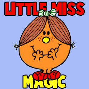 How to Draw Little Miss Magic from Mr Men in Easy Steps Drawing Tutorial