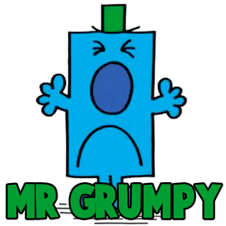 How to Draw Mr Grumpy from Mr Men with Easy Step by Step Drawing Tutorial
