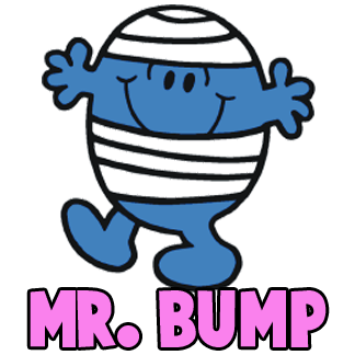 How to Draw Mr Bump from Mr Men in Easy to Follow Steps Lesson