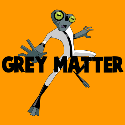 How to Draw Grey Matter from Ben 10 with Easy Step by Step Drawing Tutorial