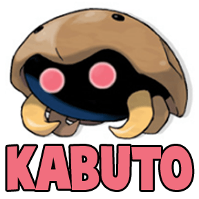 How to Draw Kabuto from Pokemon in Easy Steps Tutorial for Kids