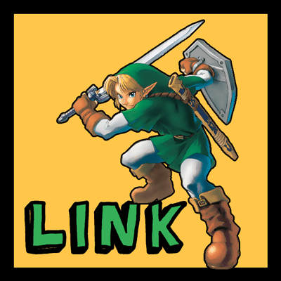 How to Draw Link from The Legend of Zelda Step by Step Drawing Tutorial