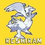 How to Draw Reshiram from Pokemon in Easy Steps Lesson for Kids