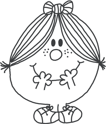 How To Draw Little Miss Magic From Mr Men In Easy Steps Drawing Tutorial How To Draw Step By Step Drawing Tutorials