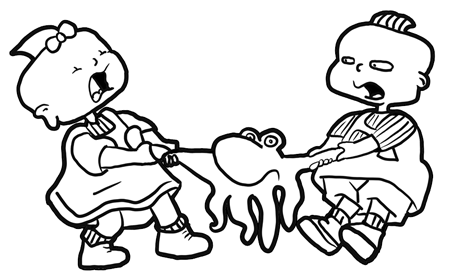 Rugrats #135 (Cartoons) – Printable coloring pages | 274x450