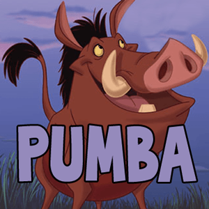 How to Draw Pumba from Lion King Step by Step Drawing Lesson