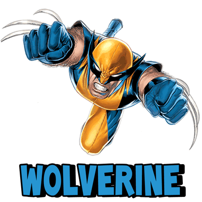 How to Draw Wolverine from DC Comics Step by Step Drawing Lesson