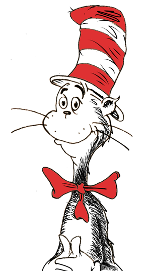drawing the cat in the hat Archives - How to Draw Step by ... Cute Cartoon Characters With Big Eyes To Draw