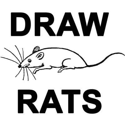 How to Draw Rats in Simple Steps Drawing Tutorial