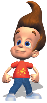 How to Draw Jimmy Neutron in Step by Step Drawing Tutorial